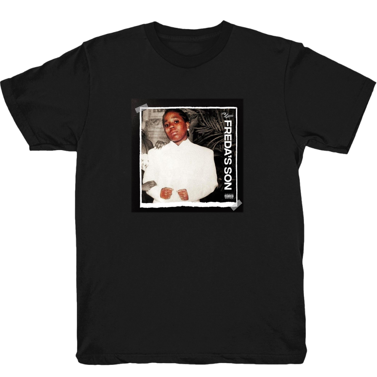 Freda's Son Suited Photo T-Shirt