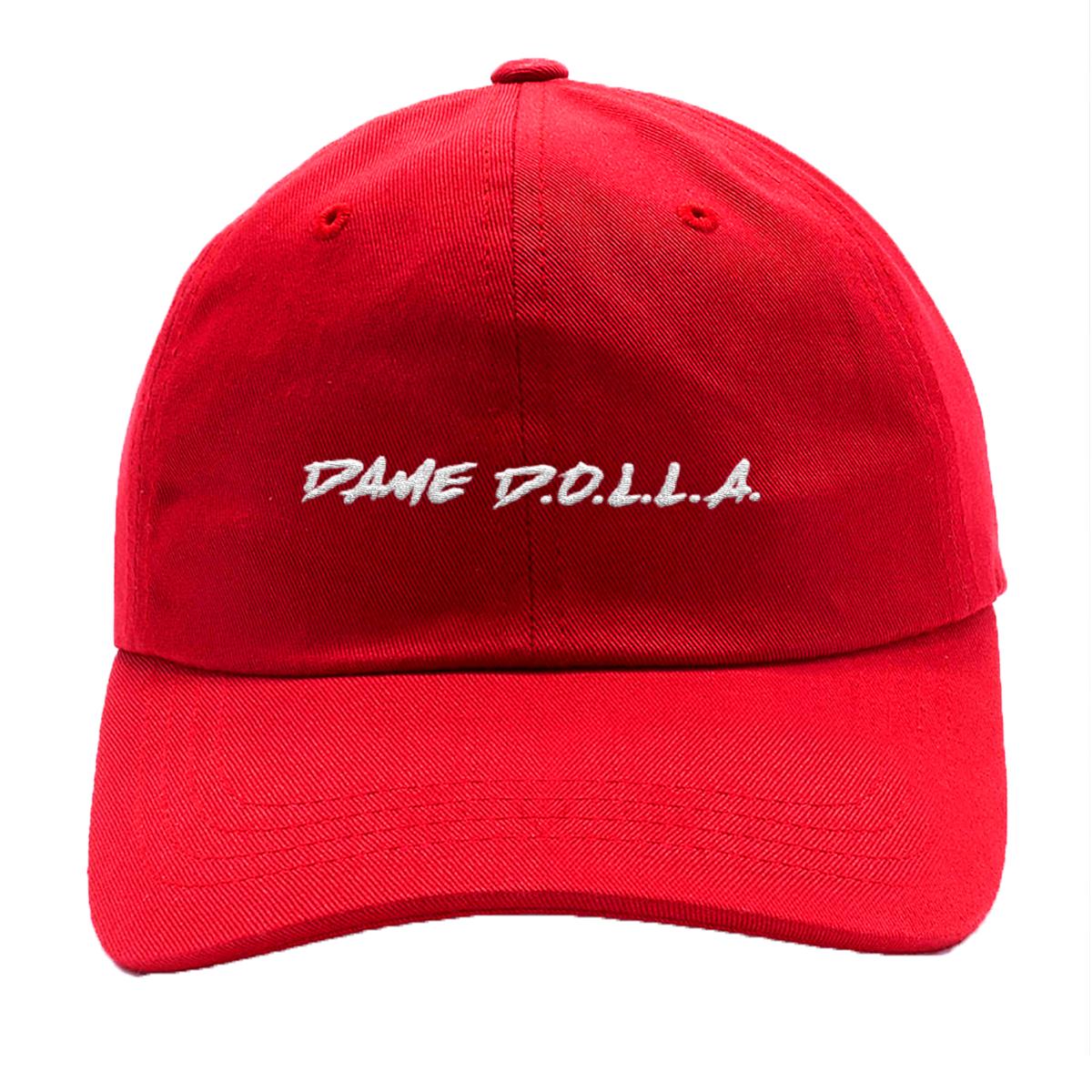 Fan Appreciation DAME D.O.L.L.A. Dad Hat & Big D.O.L.L.A. Digital Download