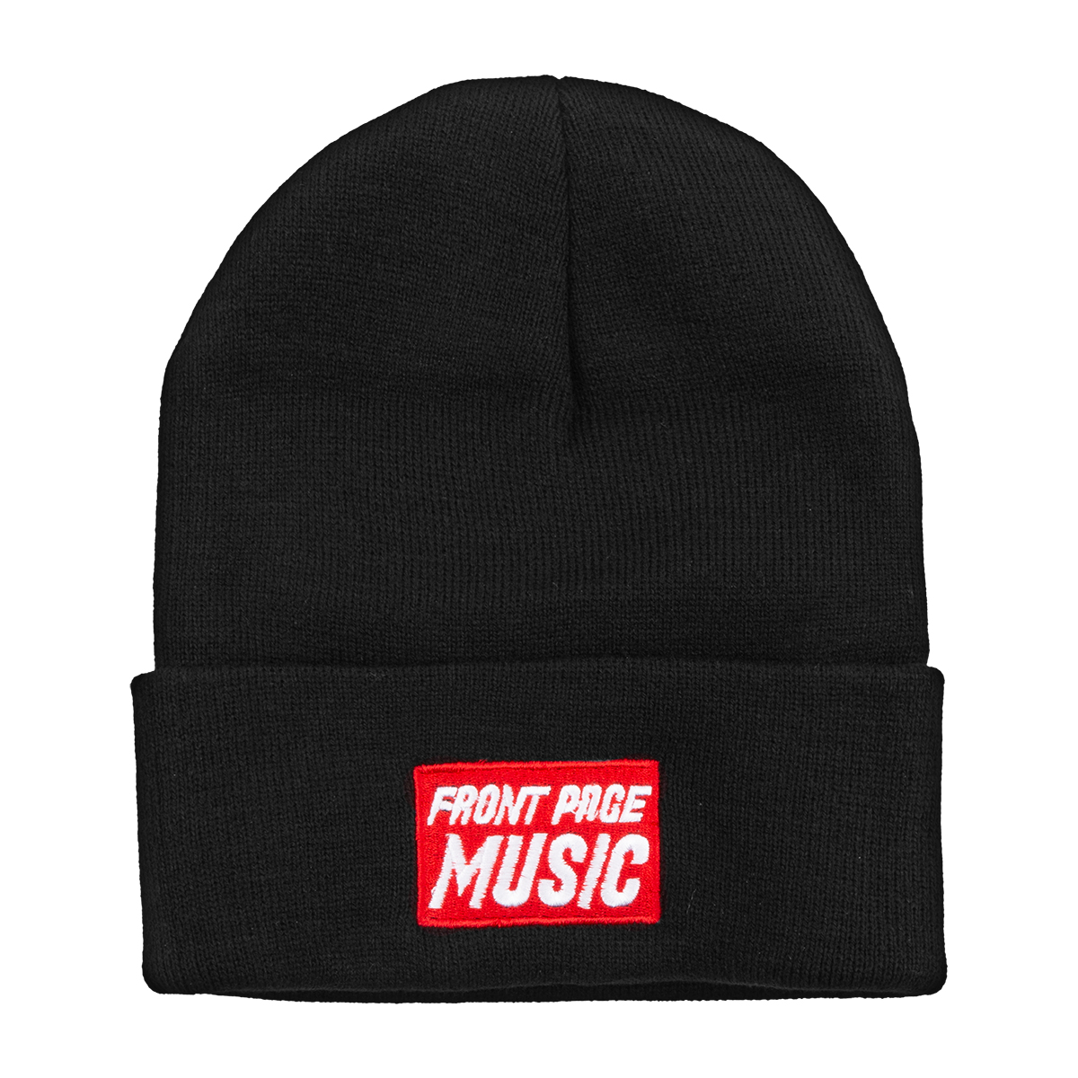 Front Page Music Beanie