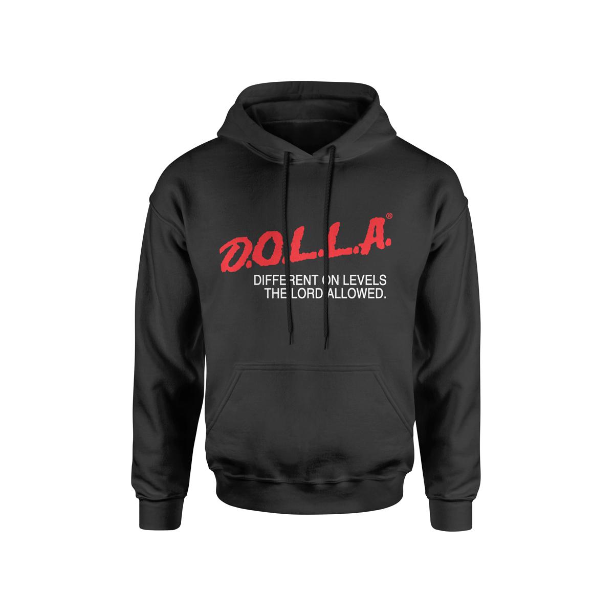 D.O.L.L.A. Hoodie & BIG D.O.L.L.A. Deluxe Digital Download