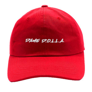 Fan Appreciation DAME D.O.L.L.A. Dad Hat & Big D.O.L.L.A. Digital Download
