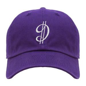 D$ Dad Hat (Purple) & BIG D.O.L.L.A. Digital Download