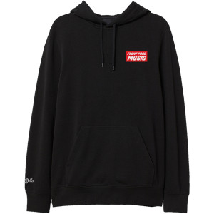 Front Page Music Hoodie