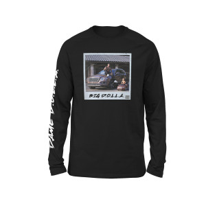 Big D.O.L.L.A. Long Sleeve Tee