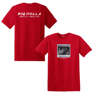 Fan Appreciation Big D.O.L.L.A. Short Sleeve Tee & Big D.O.L.L.A. Digital Download