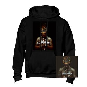 Confirmed Hoodie + Album Bundle