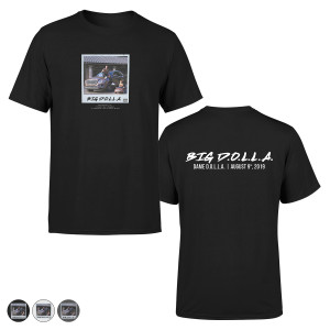 Big D.O.L.L.A. Short Sleeve Tee & Big D.O.L.L.A. Deluxe Digital Download