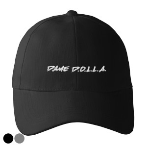 DAME D.O.L.L.A. Dad Hat & Big D.O.L.L.A. Digital Download