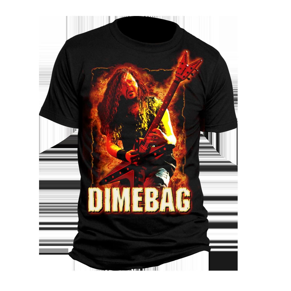 Fire Frame T-Shirt