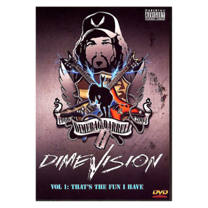 DimeVision, Vol.1: That's the Fun I Have DVD