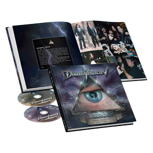 Dimevision, Vol.2: Roll with It or Get Rolled Over Deluxe Book
