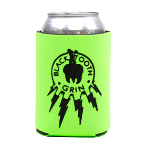 Black Tooth Koozie