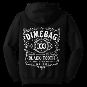 Black Tooth Hoodie
