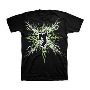 Electric Silhouette T-Shirt