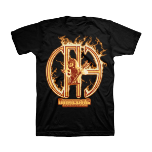 Fire CFH Logo T-Shirt