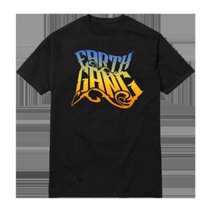 Earthgang Script T-Shirt [Black]