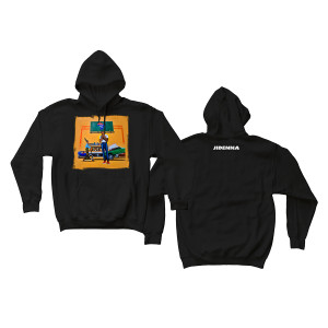 85 to Africa Album Cover Hoodie + Digital Download