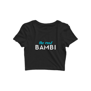 The Real Bambi Crop Top