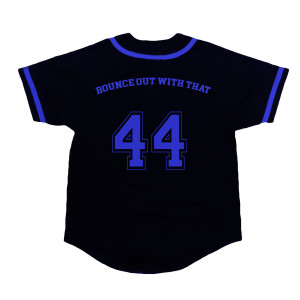 YBN #44 Baseball Jersey