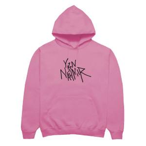 YBN Logo Hoodie [Pink]
