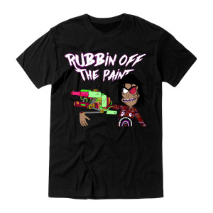 Rubbin Off The Paint T-Shirt