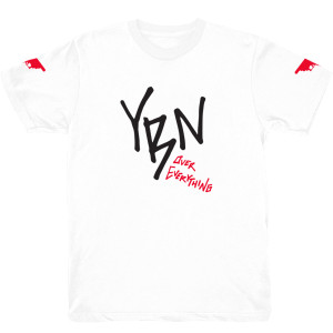 YBN Over Everything T-Shirt [White]