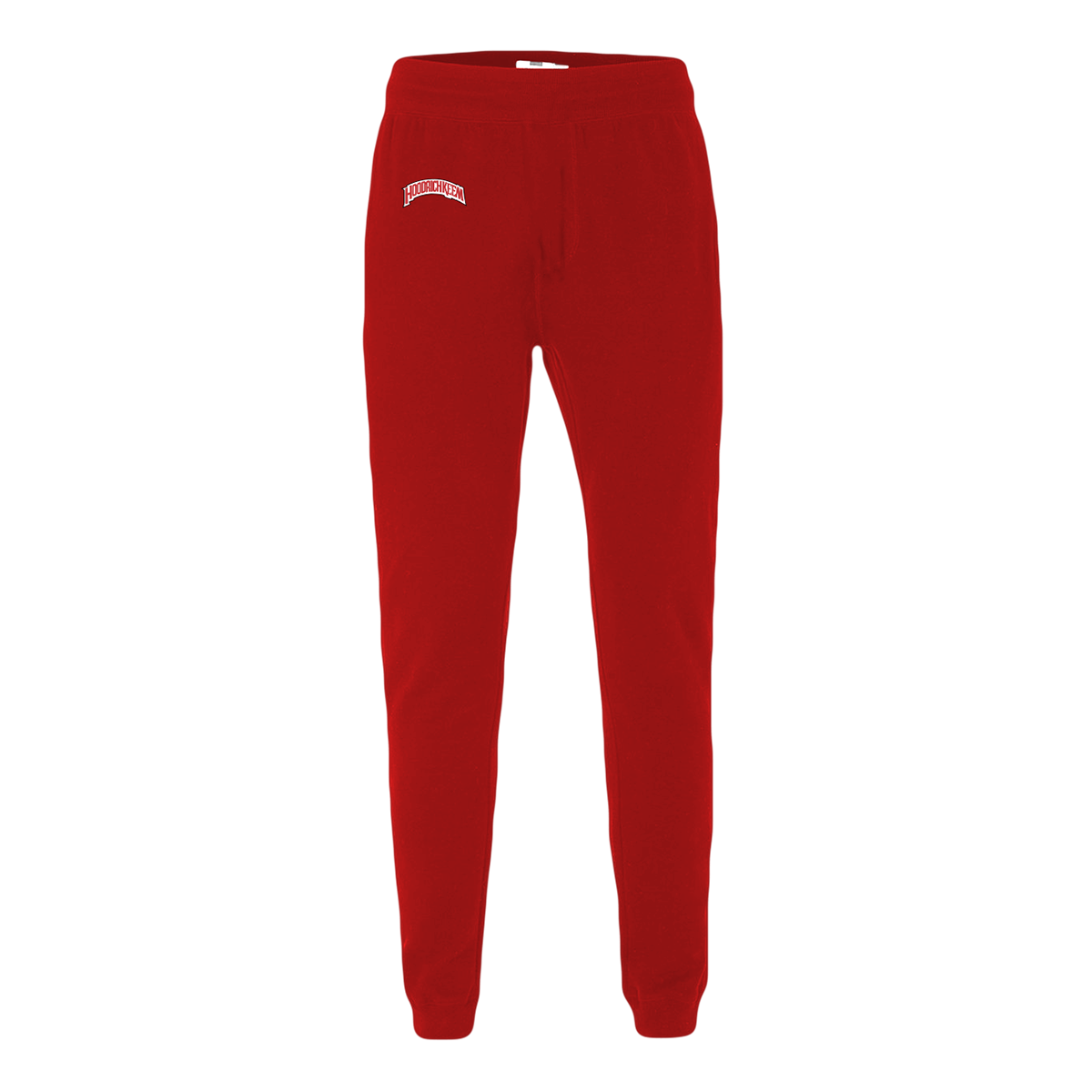 Hoodrich Joggers [Red]