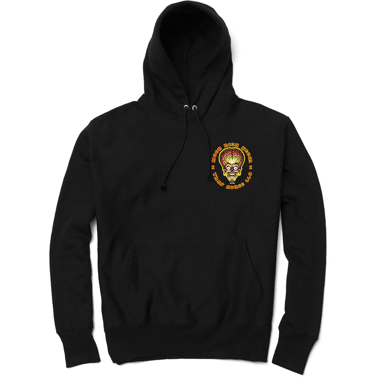 Trap House Hooded Sweatshirt