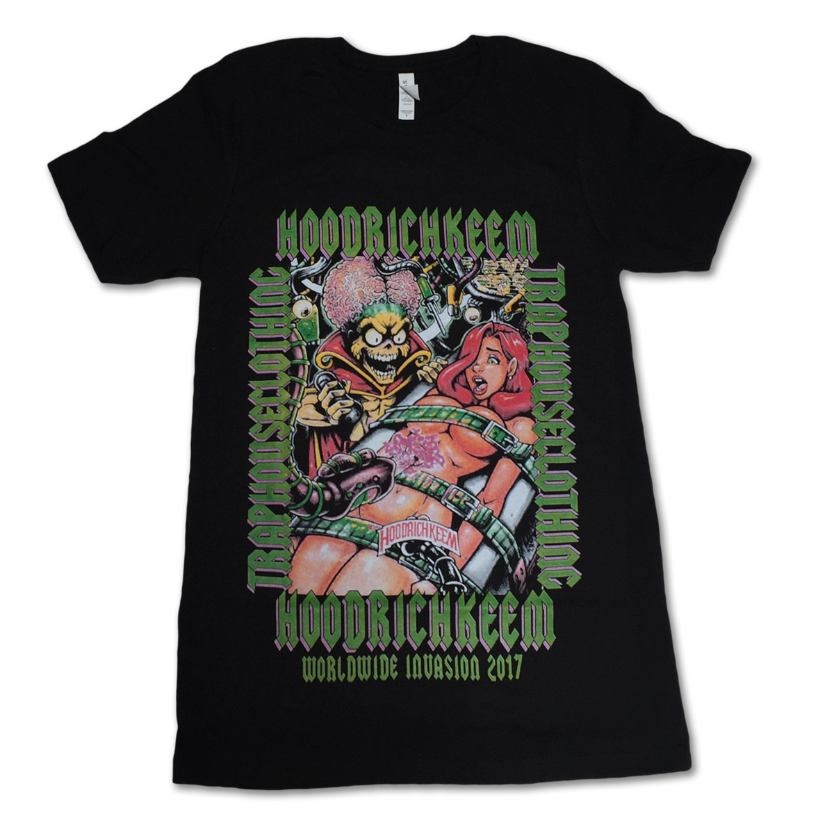 Worldwide Invasion II T-Shirt