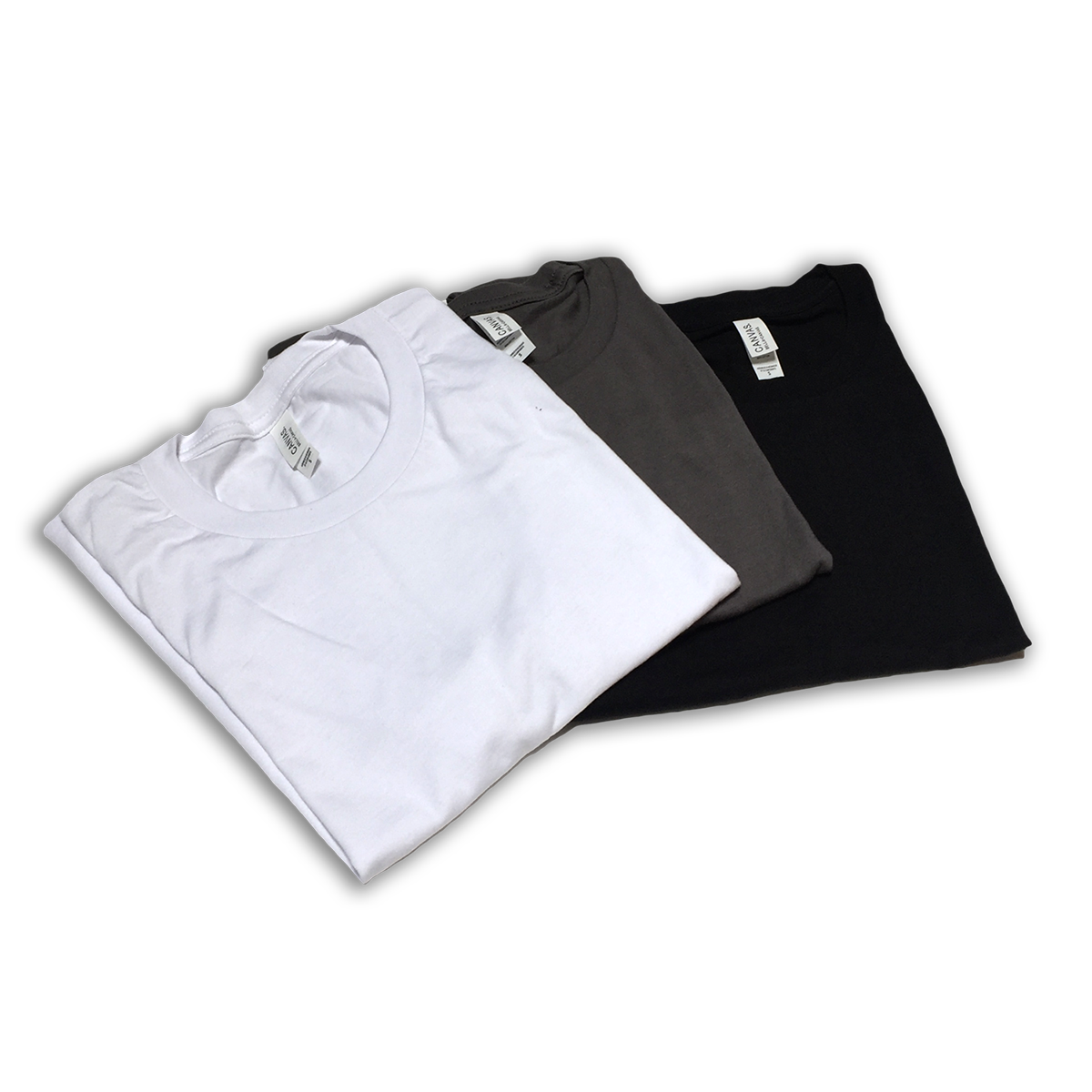 Hoodrich 3-Pack Neutral T-Shirts