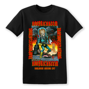 Worldwide Invasion T-Shirt