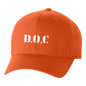 D.O.C. Dad Hat [Orange]