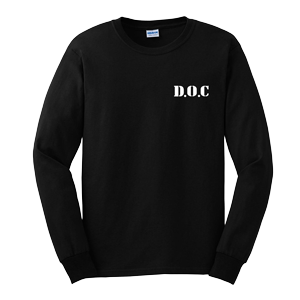 D.O.C. Long Sleeve Shirt [Black]