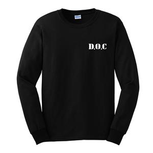 D.O.C. Long Sleeve Shirt [Black]
