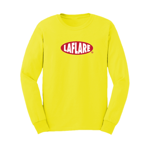 LaFlare Long Sleeve T-Shirt + Album Bundle