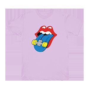 Tongue T-Shirt [Lavender] + Album Bundle