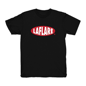 LaFlare T-Shirt [Black] + Album Bundle