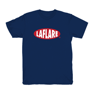 LaFlare T-Shirt [Blue] + Album Bundle