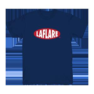 LaFlare T-Shirt [Blue] + Album Bundle