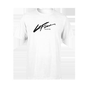 LaFlare Records T-Shirt  + Album Bundle