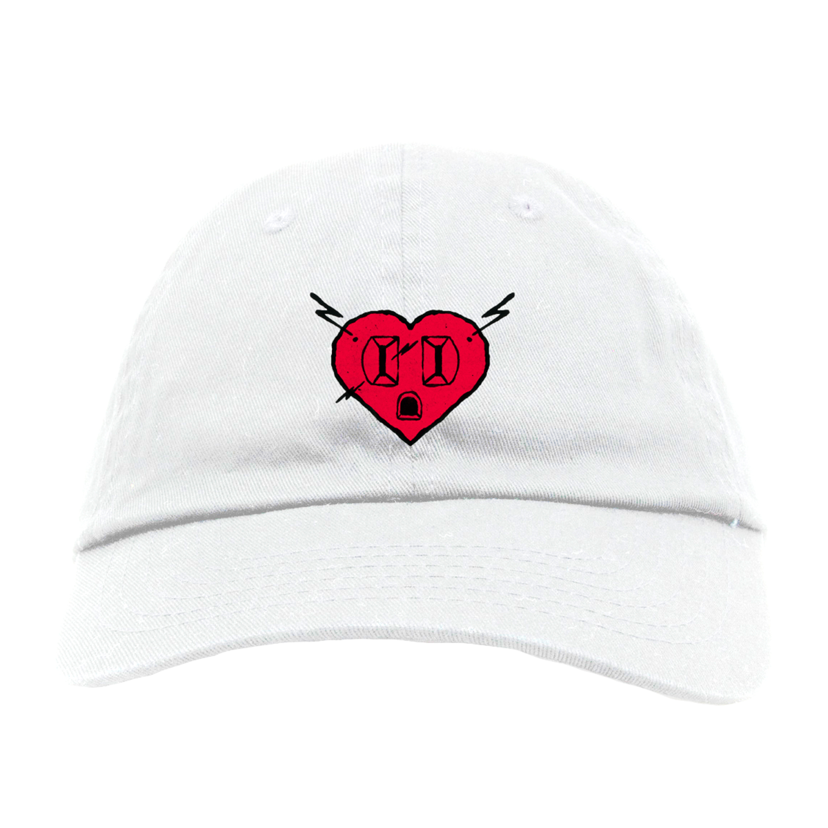 Sonny Digital Heart Plug Dad Hat