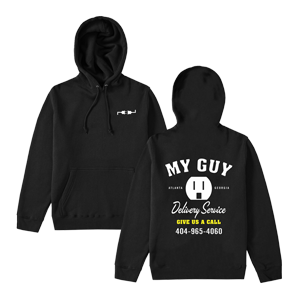 Sonny Digital My Guy Hooded Sweatshirt