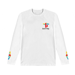 Sonny Digital Don't Play Long Sleeve T-shirt