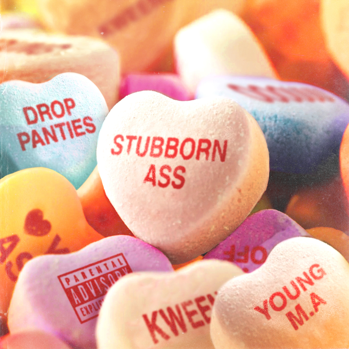 "Young M.A ""Stubborn Ass"" Sweethearts + Digital Download"