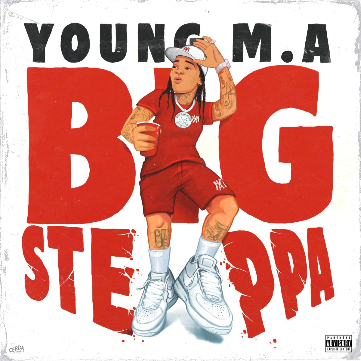"""Big Steppa"" Single Digital Download"