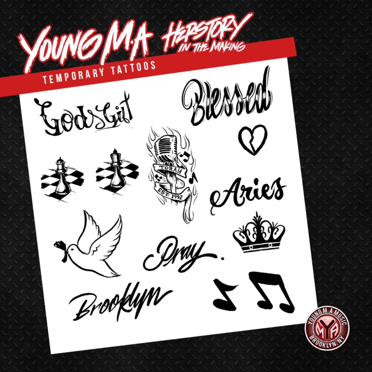 Young M.A. - Herstory In The Making Capsule