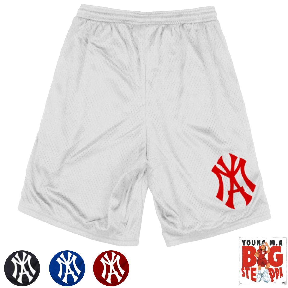 """YMA x Since1982 Logo Shorts & """"Big Steppa"""" Digital Download"""