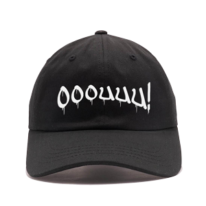 OOOUUU! Dad Hat [Black]