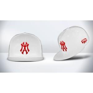 YMA x Since1982 Logo Snapback Hat