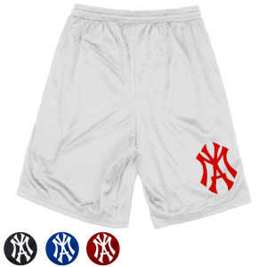 YMA x Since1982 Logo Shorts